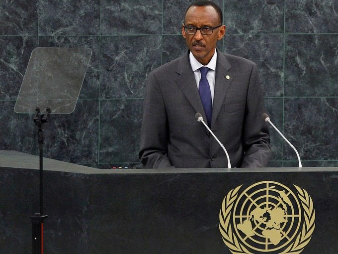 Question marks surround the human rights record of current Rwandan prime minister.