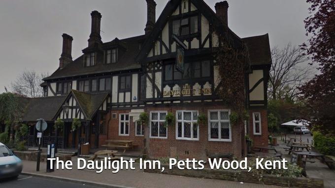 The Daylight Inn Petts Wood