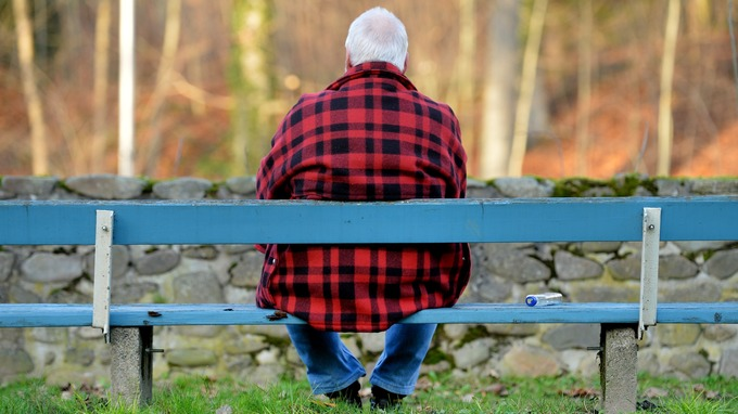 More than a million older people are not having their care needs met, according to Age UK