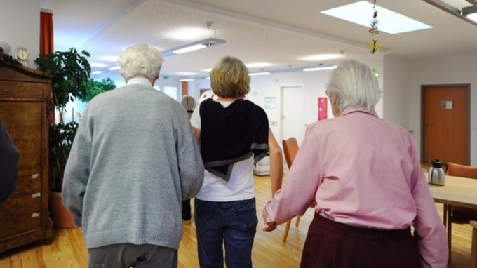 Age UK is calling on the government to fund more local support for elderly people