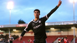 Barnsley thrash Walsall to set up Wembley showdown ...