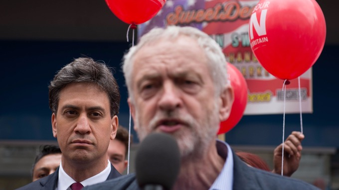 Image result for jeremy and miliband