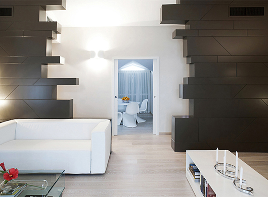 Apartment Of 200 Sqm In The Heart Of Tuscany. Designed By