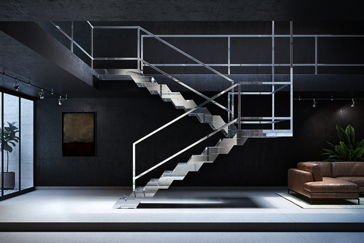 Fontanot Presents Diva An Elegant Innovative And Completely Modular Staircase News Infurma Online Magazine Of The International Habitat Portal Design Contract Interior Design Furniture Lighting And Decoration