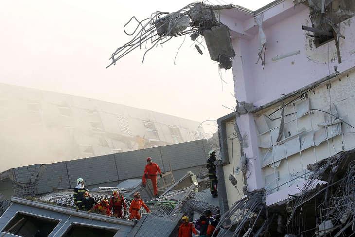 TSMC серьезно пострадала от землетрясения