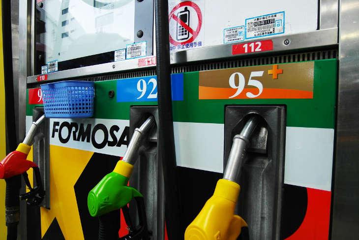 На Тайване на следующей неделе ожидается рост цен на топливо