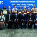 Двое тайваньских учёных избраны во Всемирную академию наук
