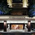 Мужчина получил серьёзную травму в лифте гостиницы Ambassador в Тайбэе