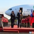 Президент Тайваня Цай Инвэнь прибыла в Сальвадор