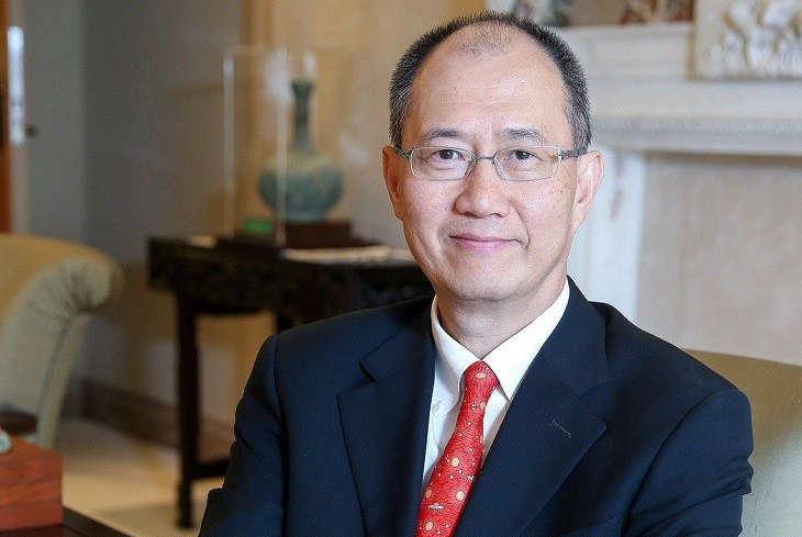 Председатель группы «Тайваньский цемент» умер после падения