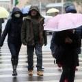 Ожидается холодная и дождливая погода