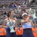 Сёстры Чжань побеждают в турнире WTA Taiwan Open