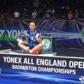 Первая победа Тайваня на Открытом чемпионате Англии