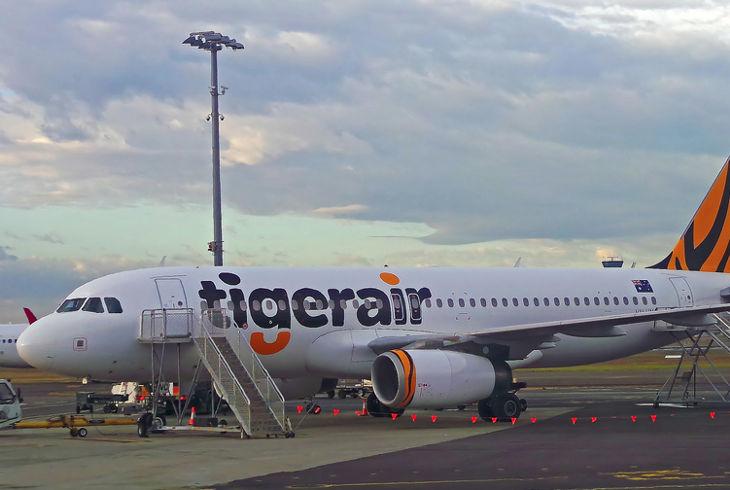 Спящие пилоты Tigerair Taiwan
