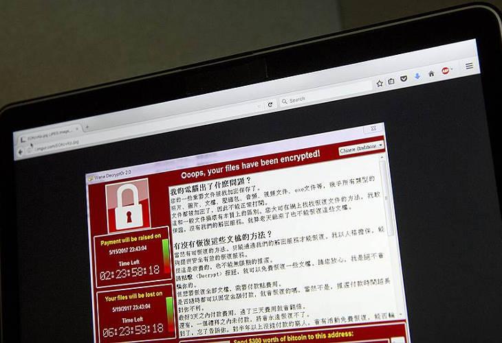 Вирус WannaCry атаковал 10 учебных заведений на Тайване