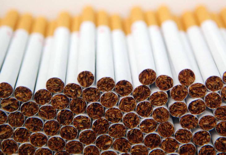 На Тайване изъято более 6 млн пачек нелегальных сигарет