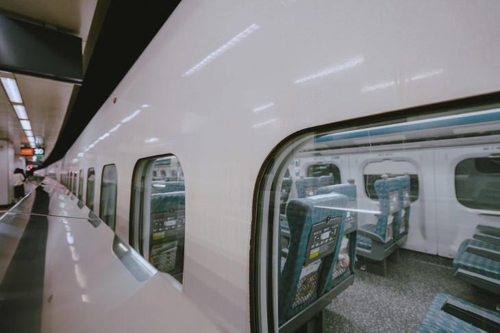 Бесплатный интернет во всех поездах Тайваня