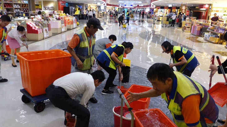 Дождевой апокалипсис на Тайване