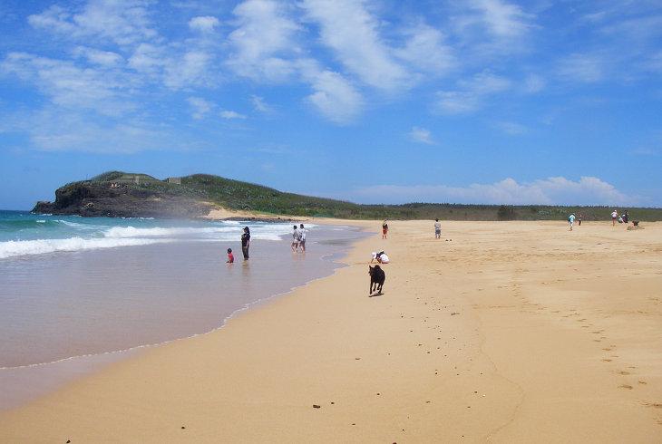 Пляжный отдых отменяется