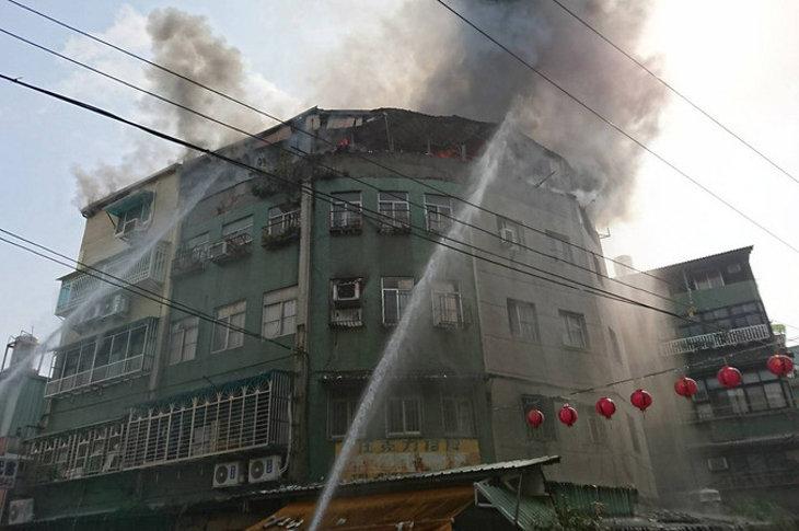Иностранные студенты сгорели заживо
