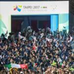 Медальный зачёт первых трёх дней: Россия в тройке лидеров