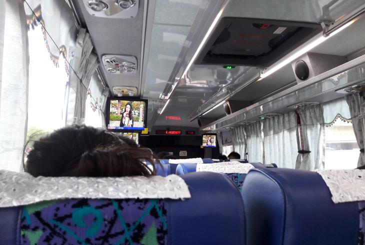 Штраф за непристегнутый ремень безопасности в автобусе