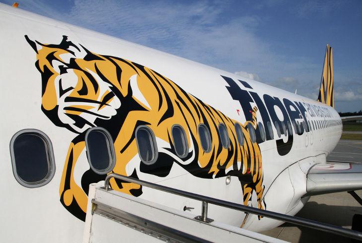 Tigerair накопив миллиардный убыток, отныне работает в плюс