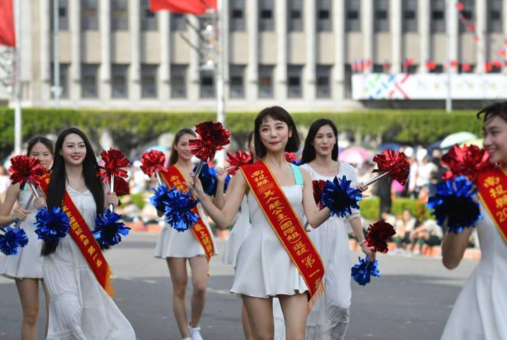 Праздник двух десяток на Тайване