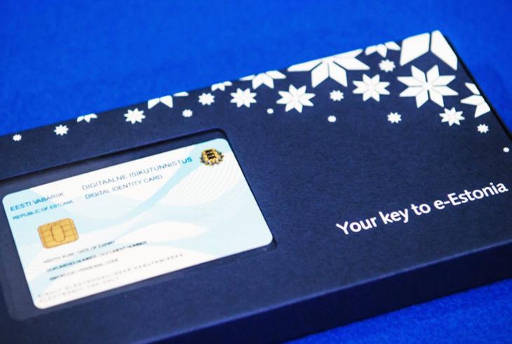 Электронные идентификационные карты выпустят в течение года