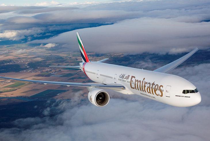 На борту самолёта авиакомпании Emirates умер 7-летний ребёнок