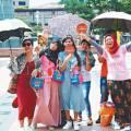 Индонезия пришлет 100 квалифицированных сиделок для ухода за больными