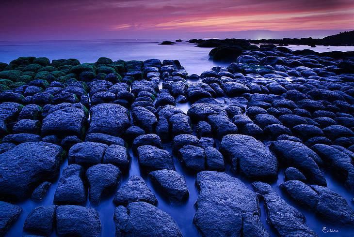 Наблюдение за восходом солнца — лучшее место в мире. Бухта арабских сокровищ