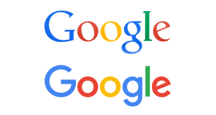WHY GOOGLE CHANGE THE MOST RECORGNIZABLE LOGO ON THE WEB