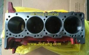 Kobelco J05E & J08E cylinder head-1
