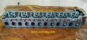 Kobelco J05E & J08E cylinder head-4