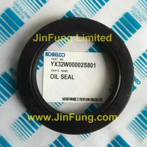 Kobelco,YX32W00002S801,oil Seal