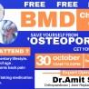 Free BMD checkup camp