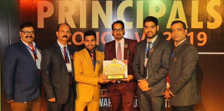 Anchor Vishal Jindal Bhishma Award 2019
