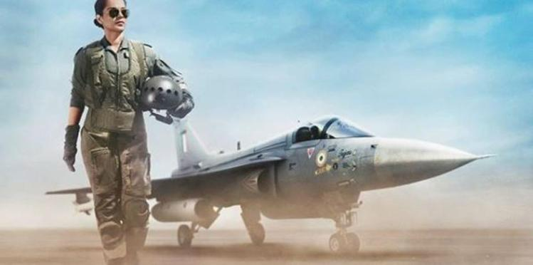 'Tejas' First look: Kangana Ranaut as an Indian Air Force pilot