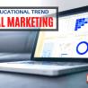 Digital Marketing trend in Education