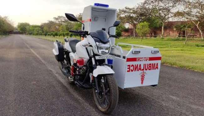 Coronavirus Help: Hero MotoCorp deliver 60 mobile ambulances across the country