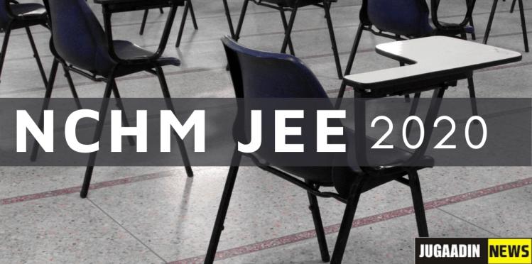 NCHM JEE 2020