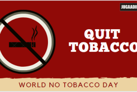 quit tobacco 31st may