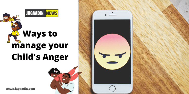 Strategies To Help Your Children Manage Their Anger
