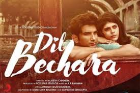 Shushant Singh Rajput's Last film Dil Bechara to release on 24 July
