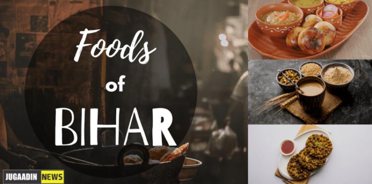 food of Bihar