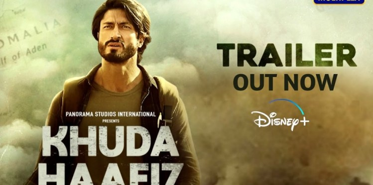 Khuda Haafiz Trailer: Vidyut Jammwal is back with his power-Packed Action