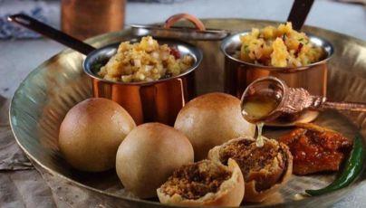 Batti chokhaFamous cuisine of Bihar