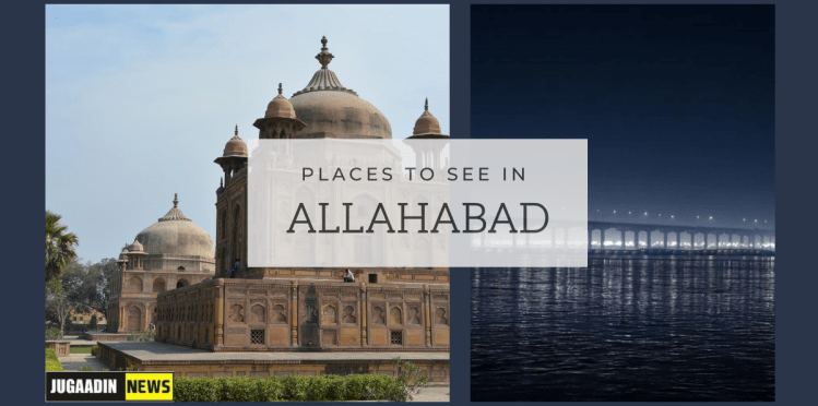 places to see in allahabad