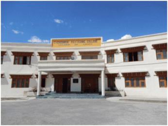 College in Leh Ladakh